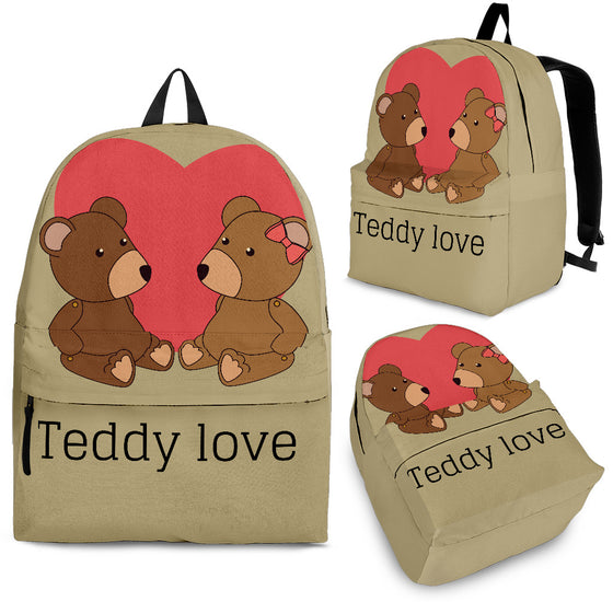 Teddy Love Backpack