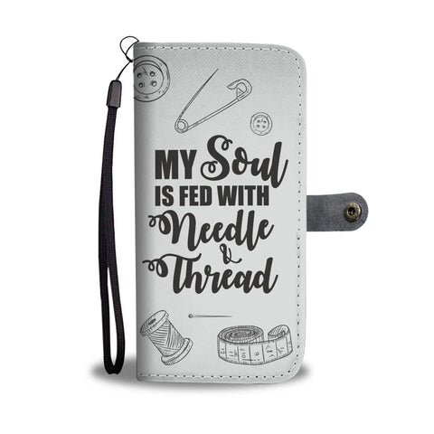 Needle & Thread Wallet Case