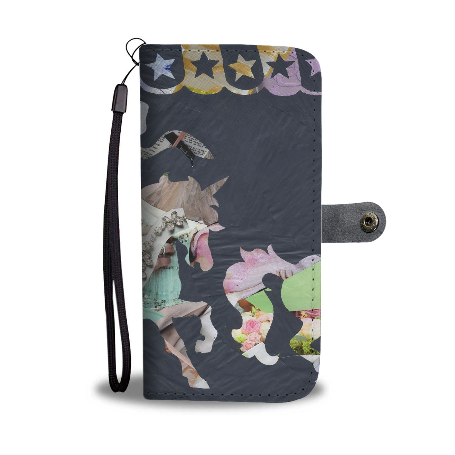 Carousel Wallet Case
