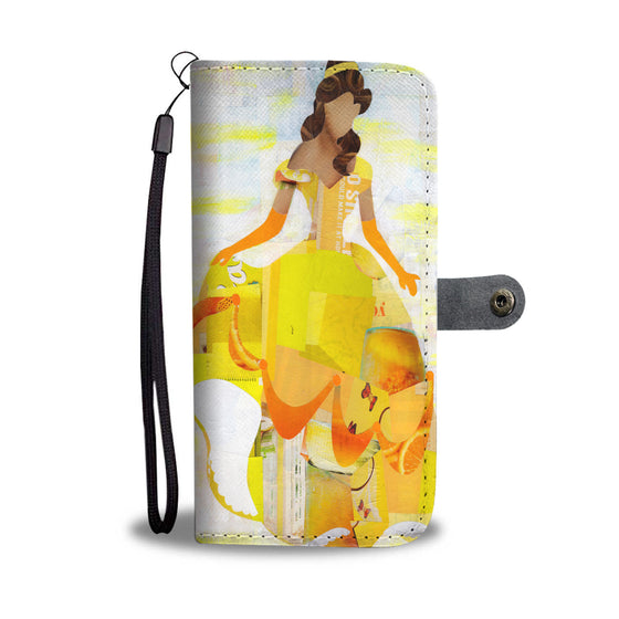 Artpoptart Belle Wallet Case