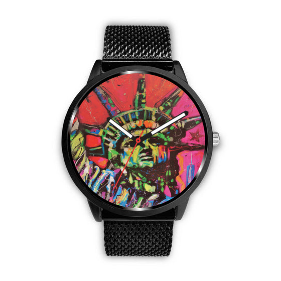 Lady Liberty by Rock Demarco Watch