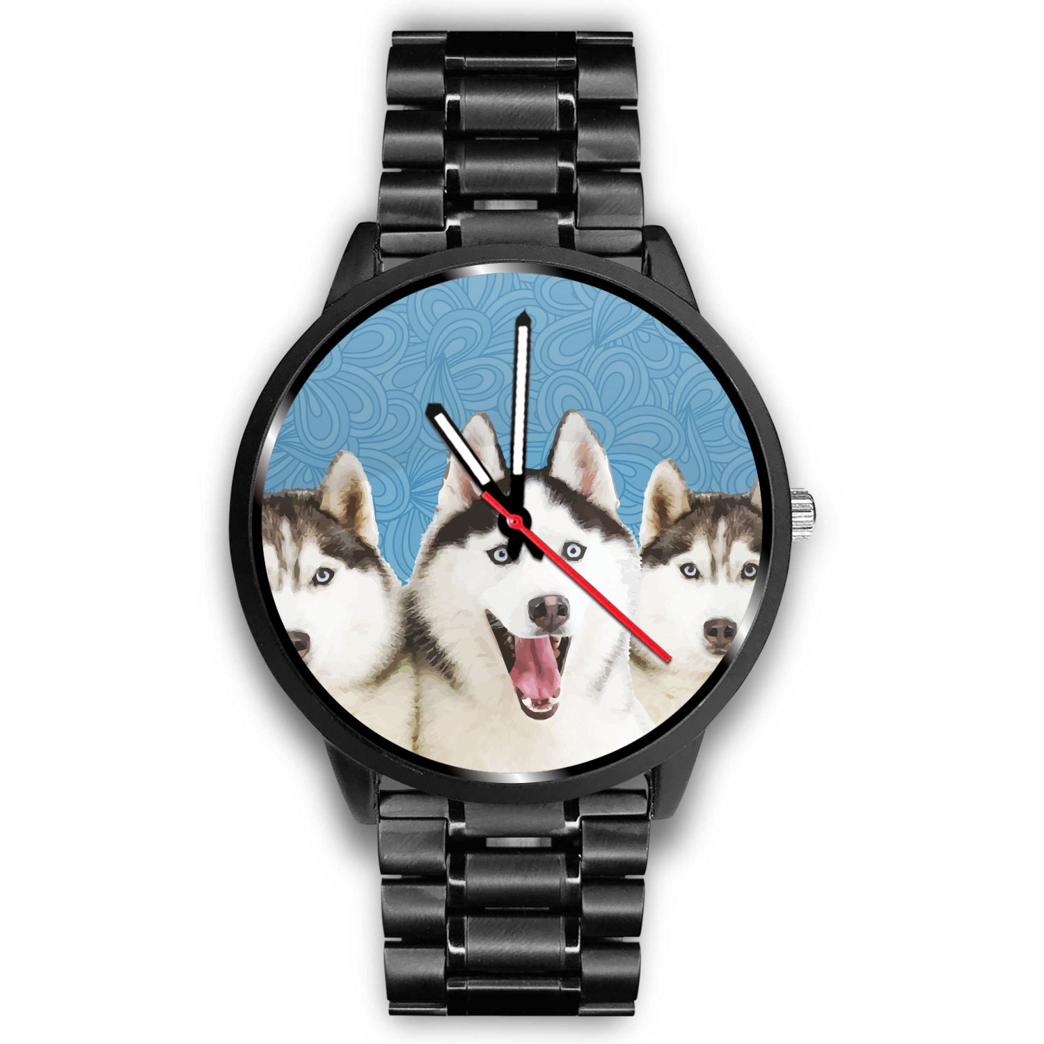 Huskies Watch