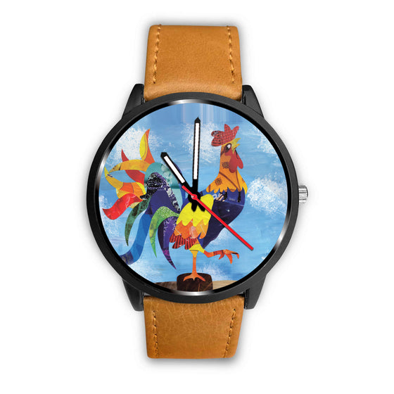 Awesome Rooster Watch