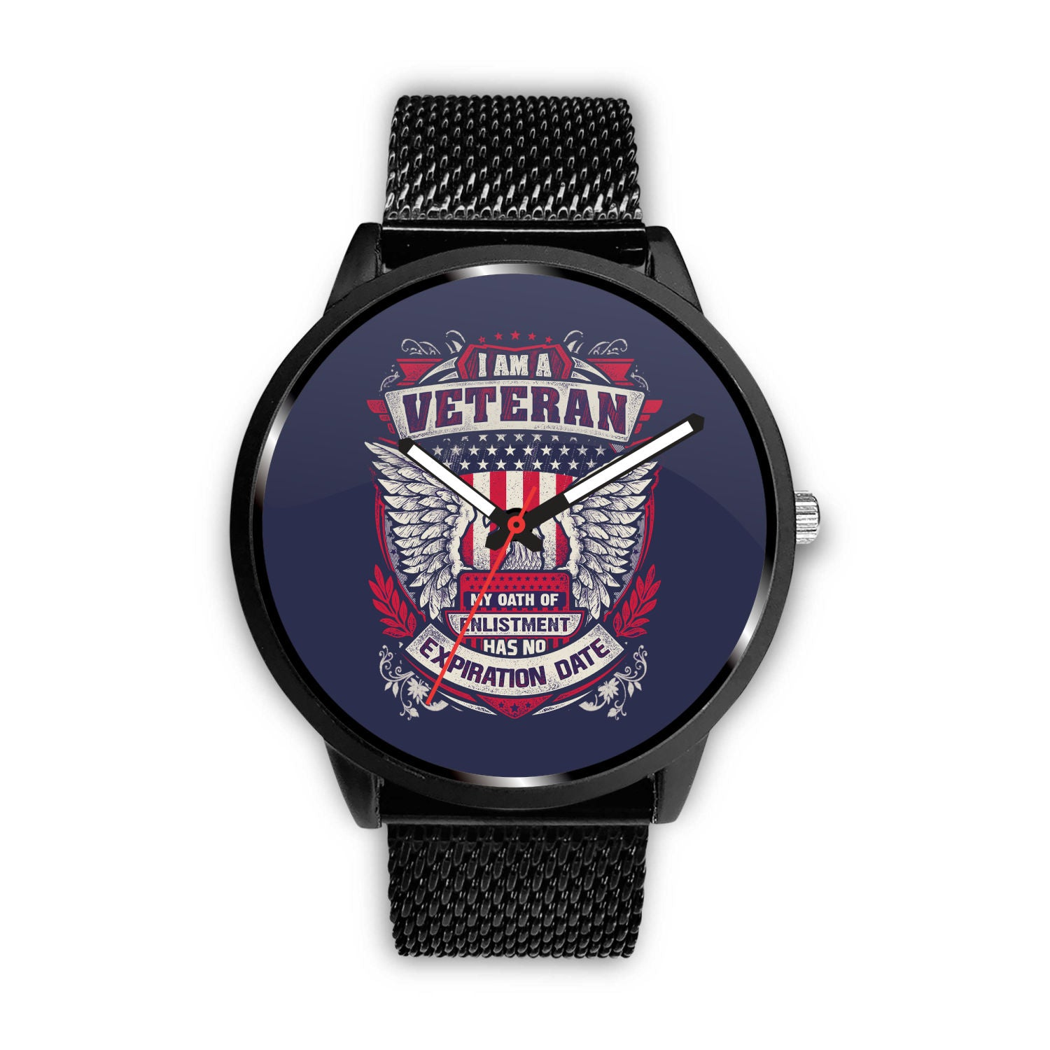 Proud Veteran Watch