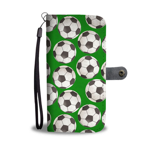 Soccer Love Wallet Case