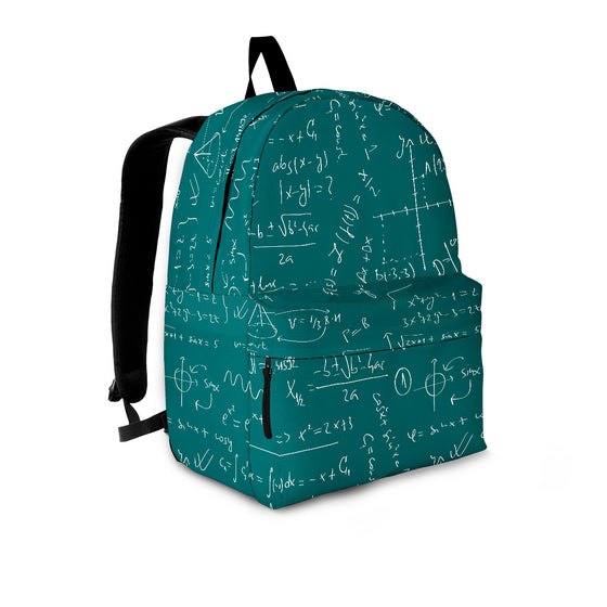 Math Teacher Backpack