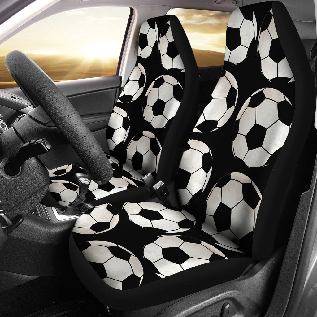 Soccer Love Car Seat Covers