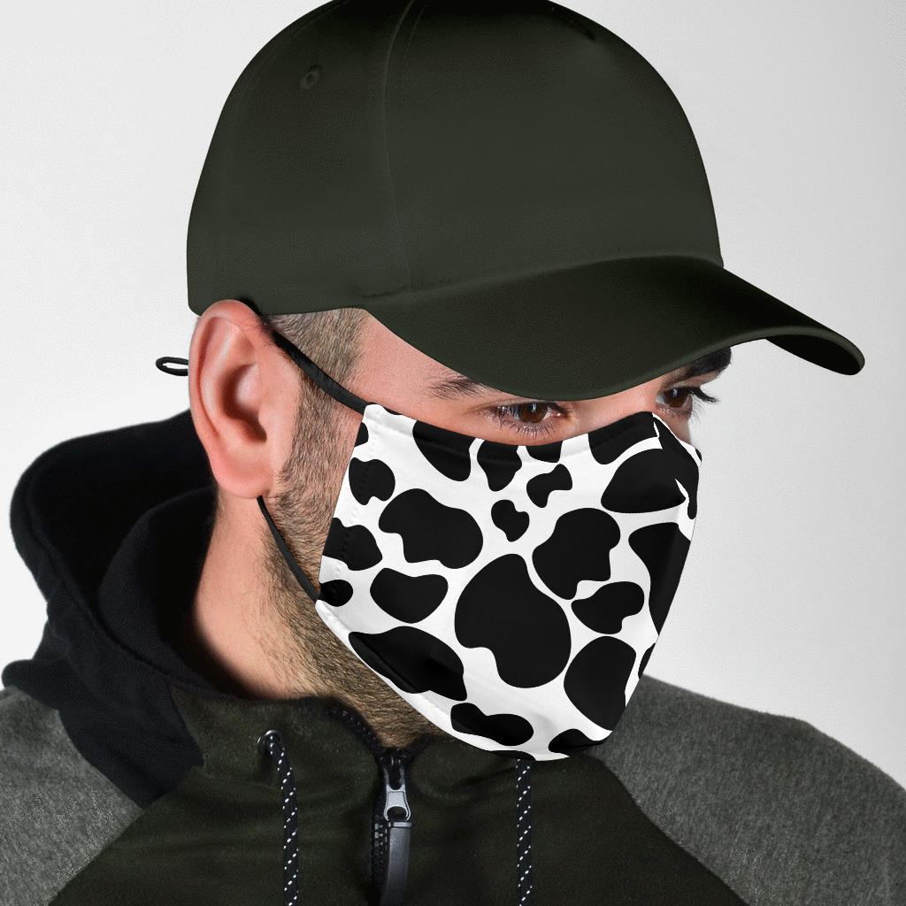 Cow Face Mask