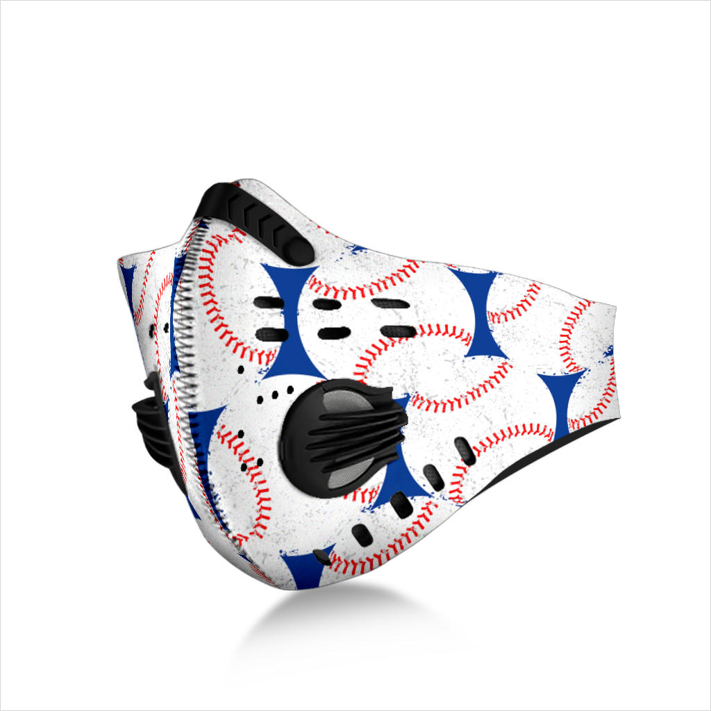 Baseball Love Premium Face Mask