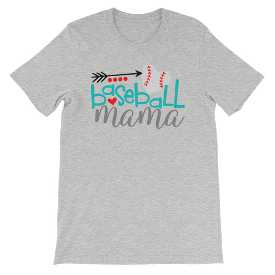Baseball Mama Short-Sleeve T-Shirt