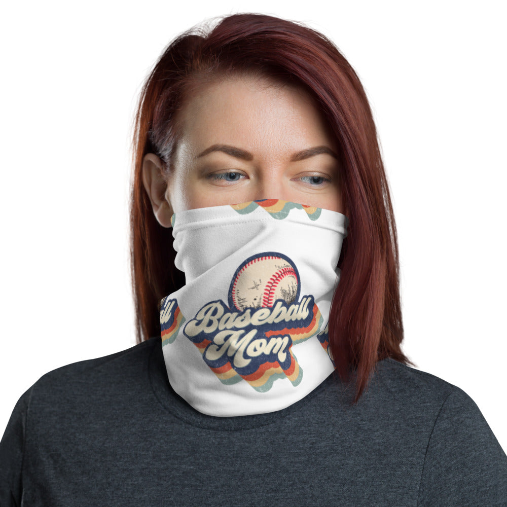 Baseball Mom Neck Gaiter