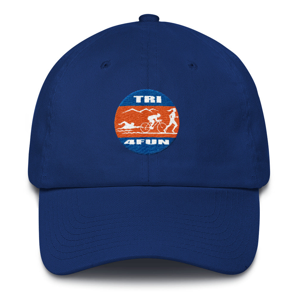 Tri 4 Fun Cotton Cap