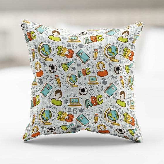 School Days Pillowcase