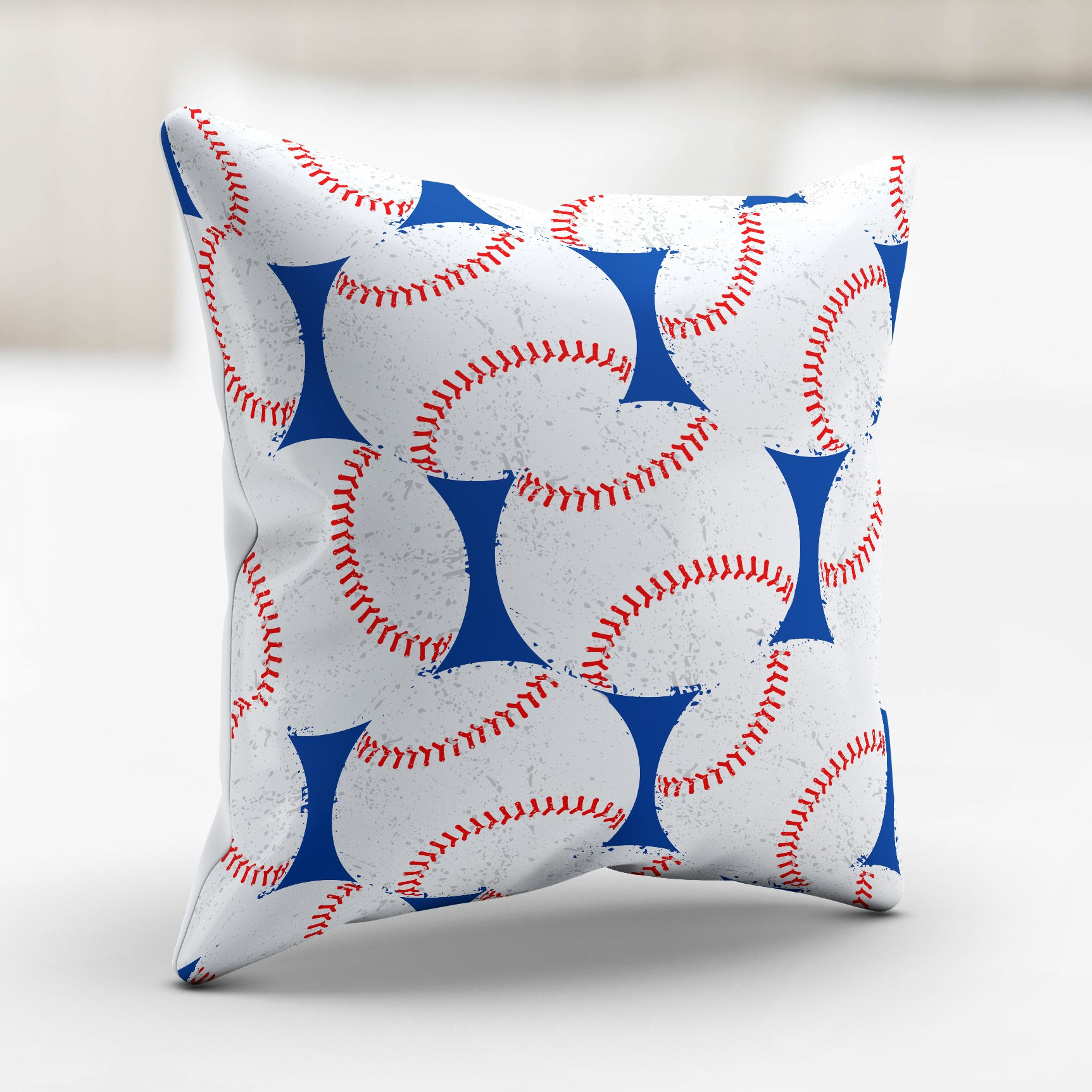 Baseball Love Pillow Cover