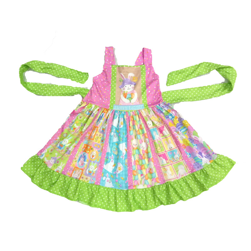 Happy Bunny Easter Dress