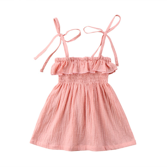 Baby Girl Halter Top