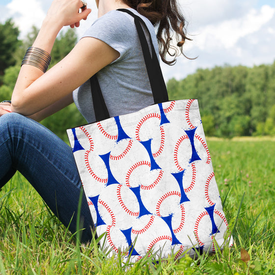 Baseball Love Tote Bag