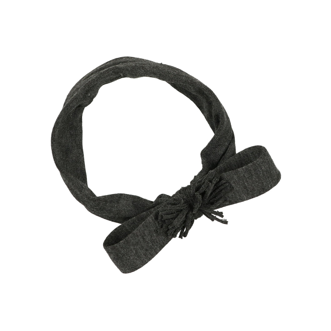 Charcoal Grey Silkberry Baby Band