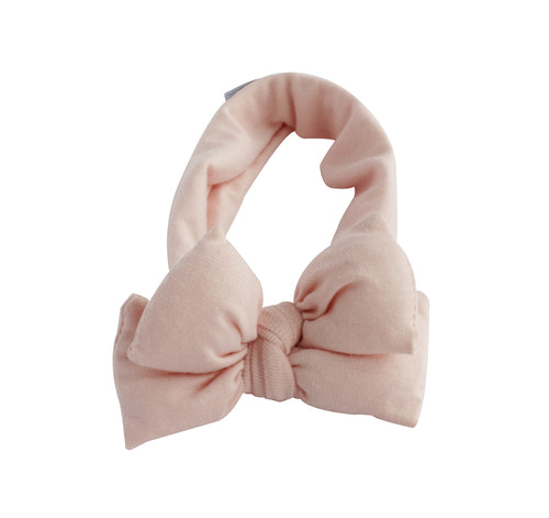 Soft Pink Butterfly Baby Band
