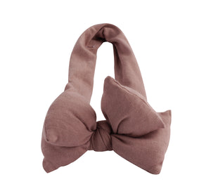 Mauve Butterfly Bow