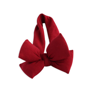 Red Butterfly Bow