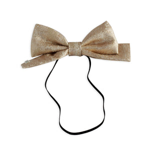 Rose Gold Dolly Bow