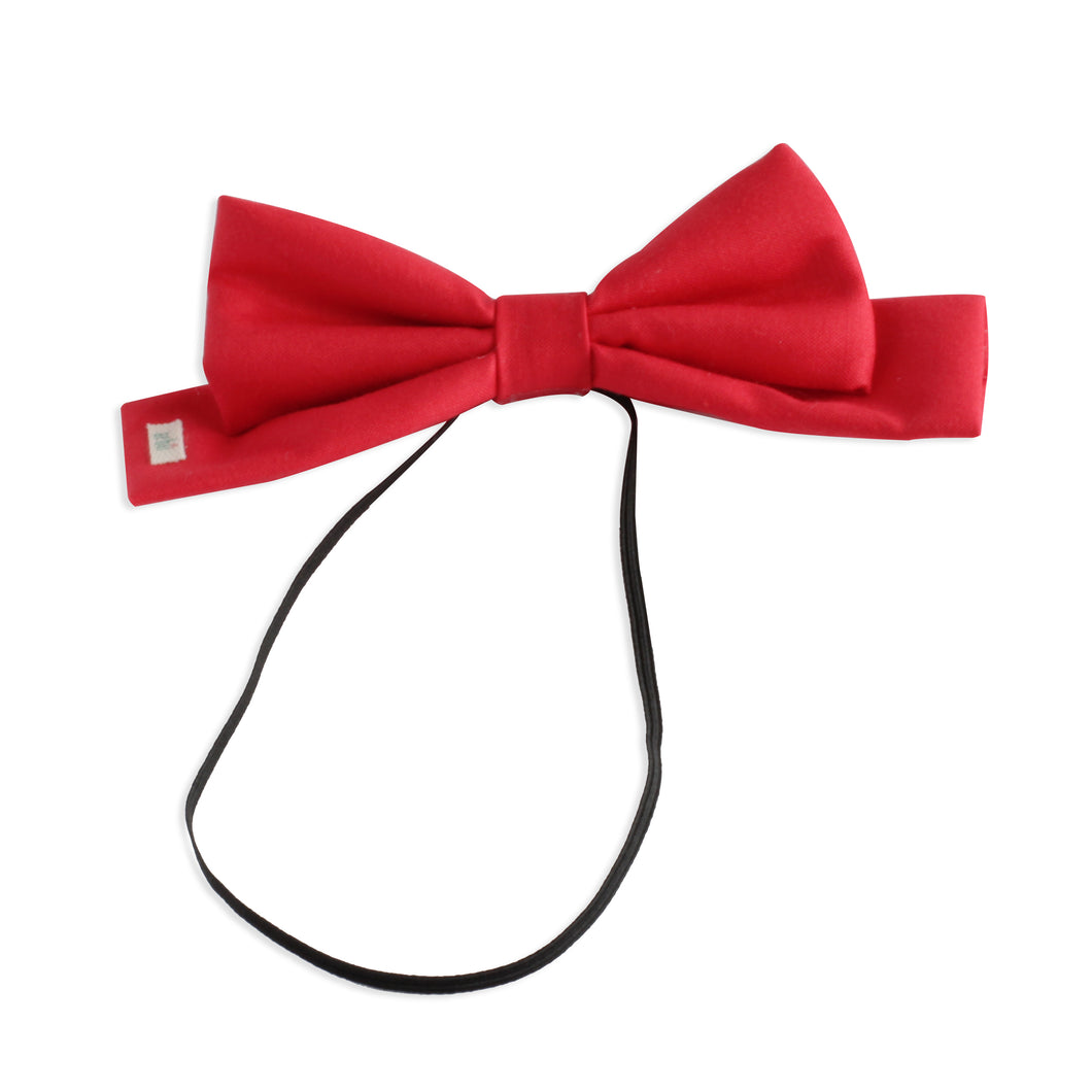 Red Dolly Bow