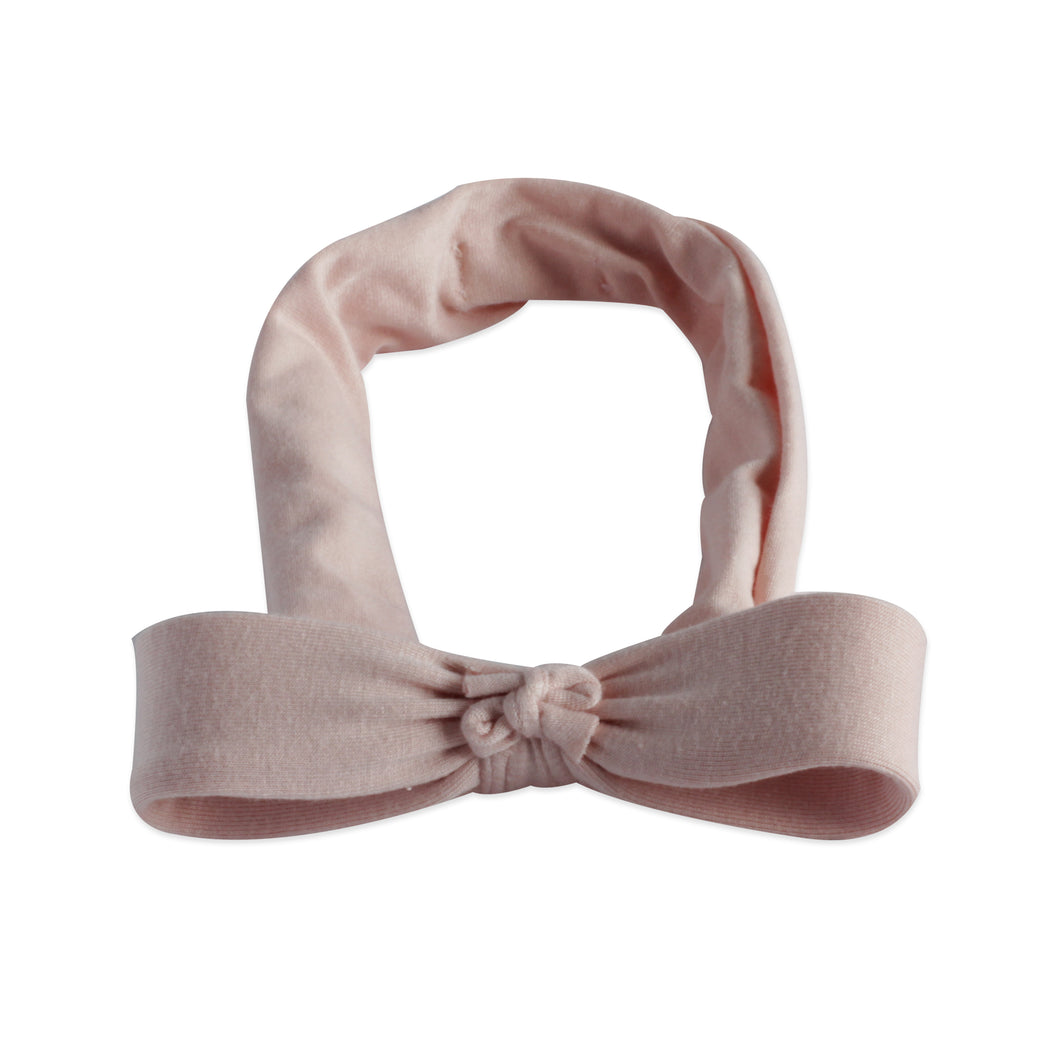 Soft Pink Silkberry Baby Band