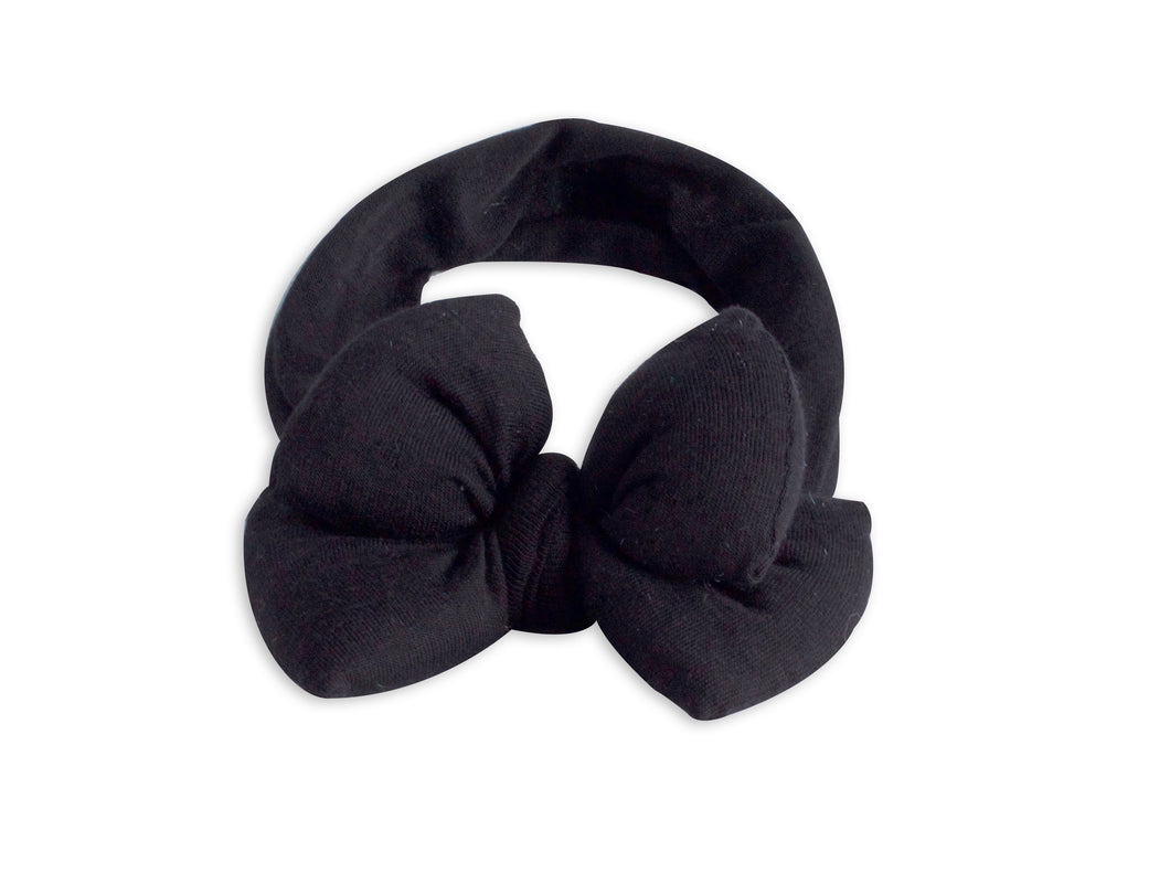 Black Butterfly Bow