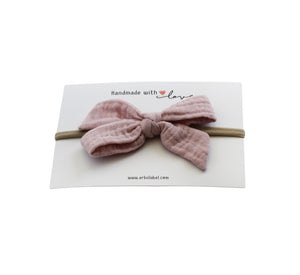 Pink Salt Water Taffy Classic Baby Band