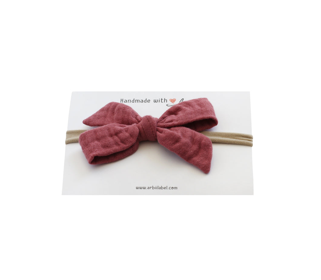 Raspberry Salt Water Taffy Classic Baby Band