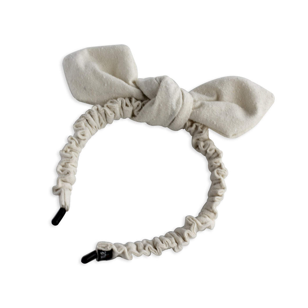 Natural Bunny Ears Headband