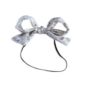 Signature Floral Party Bow