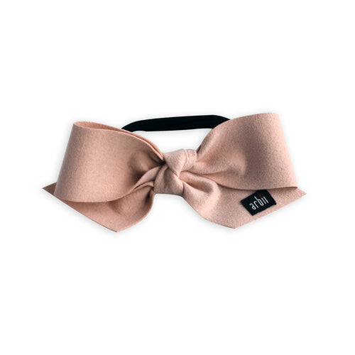 Pink Suede Celebration Baby Band