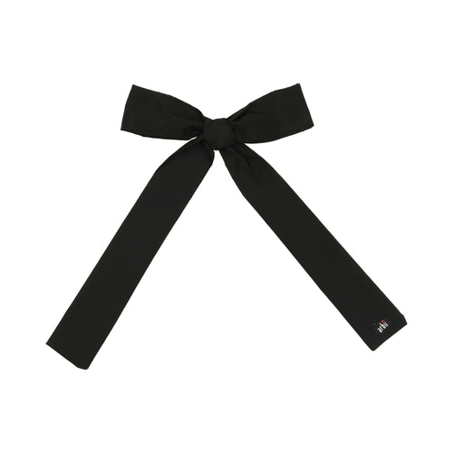 Black Oversized Gift Bow