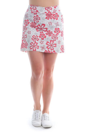 "Classic Skort - ""Hawaiian Holiday"" by Haute Shot Golf"