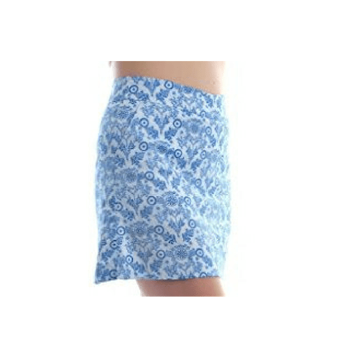 "Women's Skort ""Sand and Sea"""