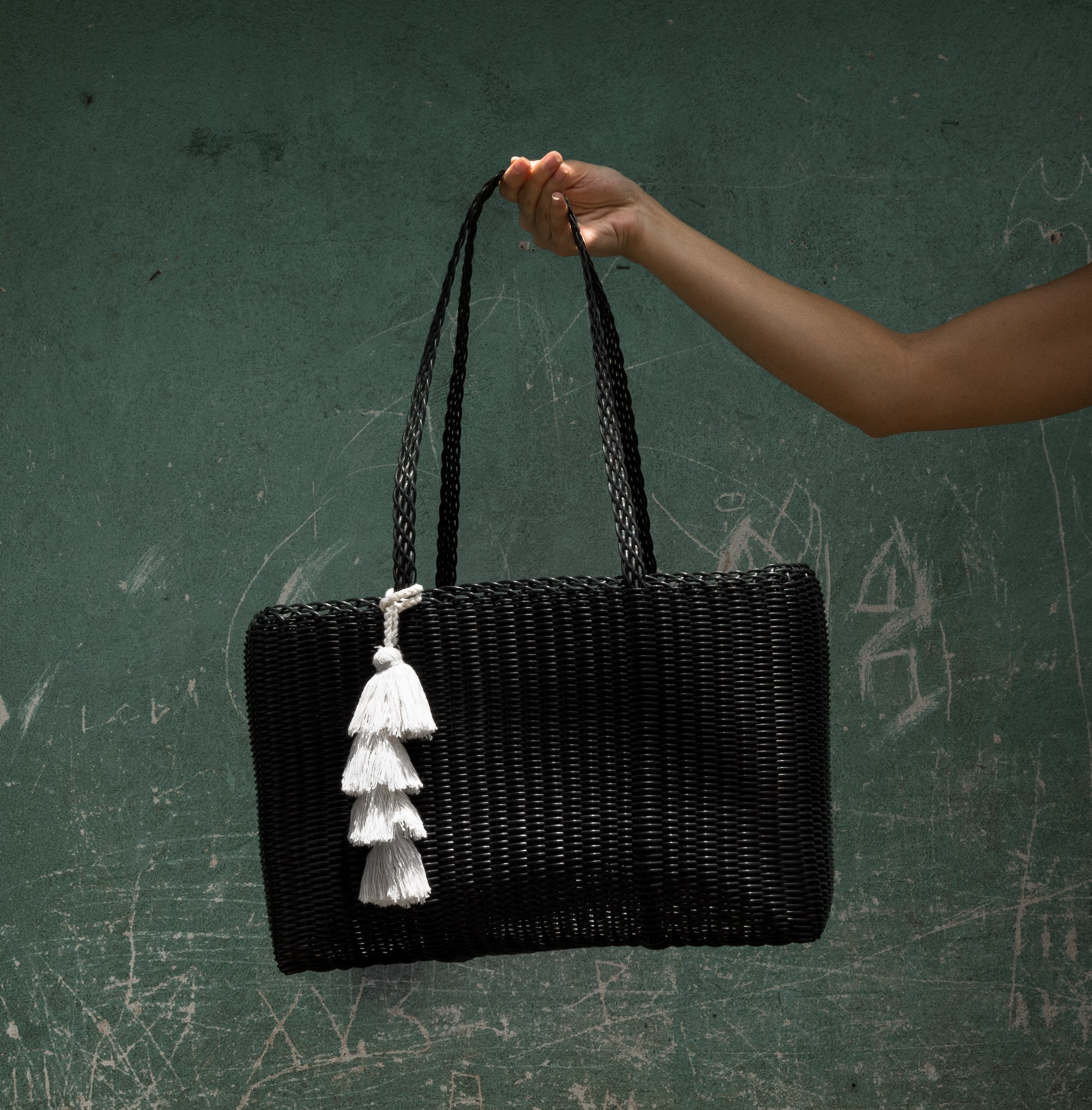Grande Market Bag - Black