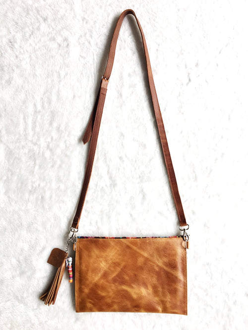 Cross Body Chi Chi Orange Bag