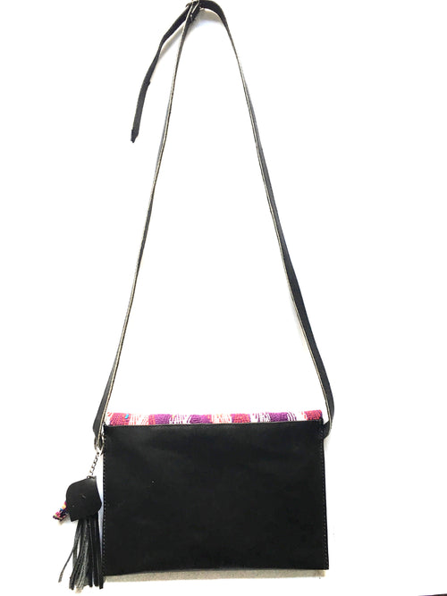 Cross Body San Juan Black Bag