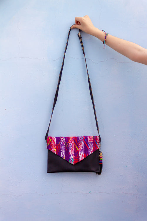 San Juan Crossbody - Black