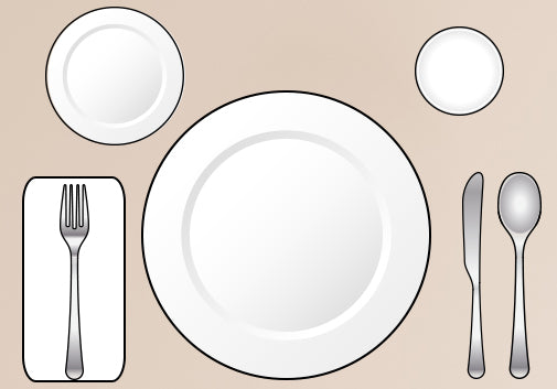Buying dinnerware for your restaurant