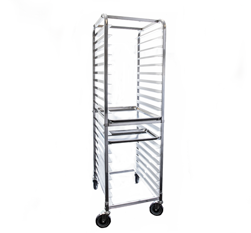 Sheet / Bun Pan Rack - 20 Pan End Load