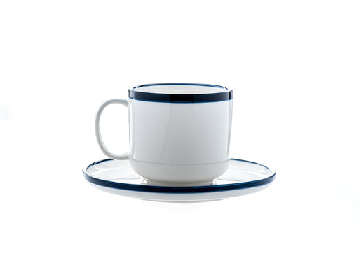 Vikkor Milford Latte Cup with Saucer