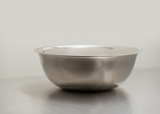 Standard Weight Stainless Steel Mixing Bowl - 5QT