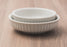 Shallow Fluted White Ramekin - 8 oz