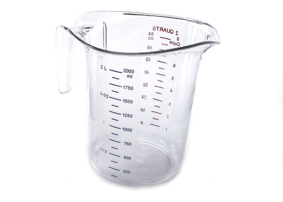 Deluxe Measuring Cup - 2 Qt