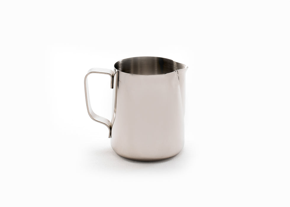 Stainless Steel Frothing Pitcher - 14 oz