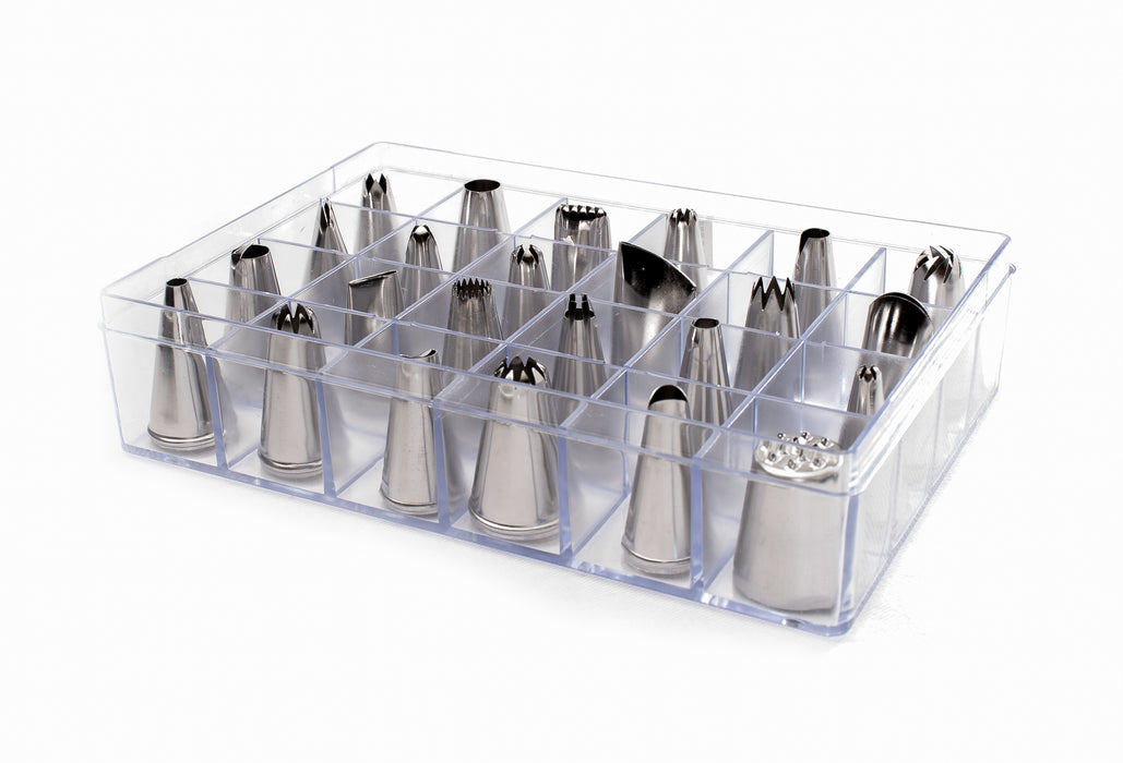 Pastry Decorating Tip Set 24Pc Set