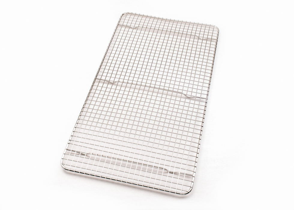 Full Size - Footed Cooling Rack / Pan Grate for Steam Table Pan